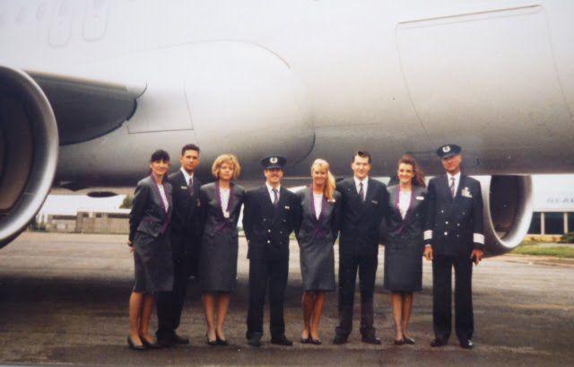 Excalibur Airways.