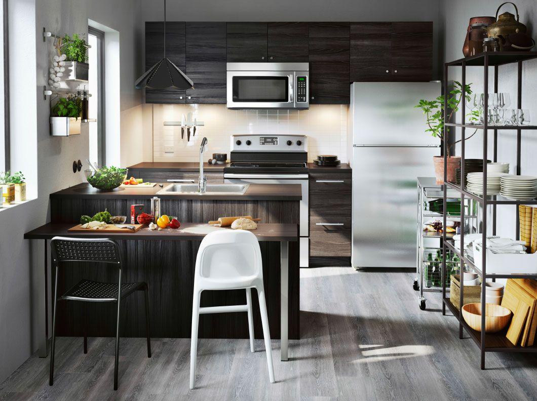 IKEA US - Furniture and Home Furnishings  Modern kitchen, Kitchen