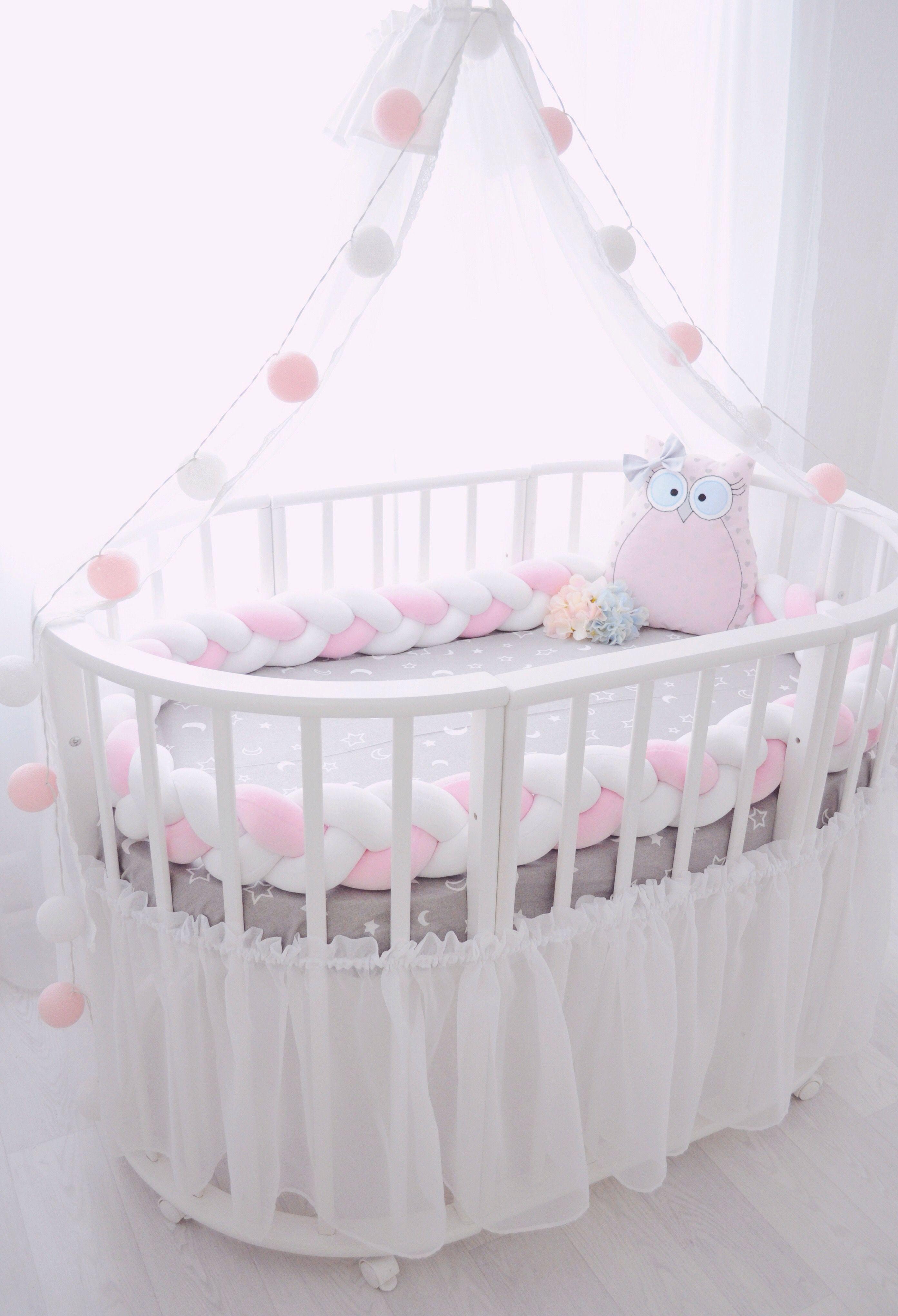 Декор детских кроваток 196
