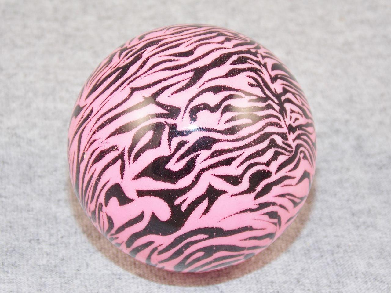 Pink Zebra Shift Knob