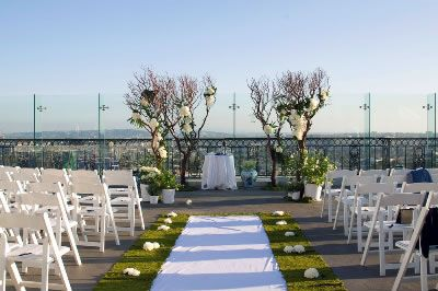 The London West Hollywood Wedding Locations Venues Ceremony