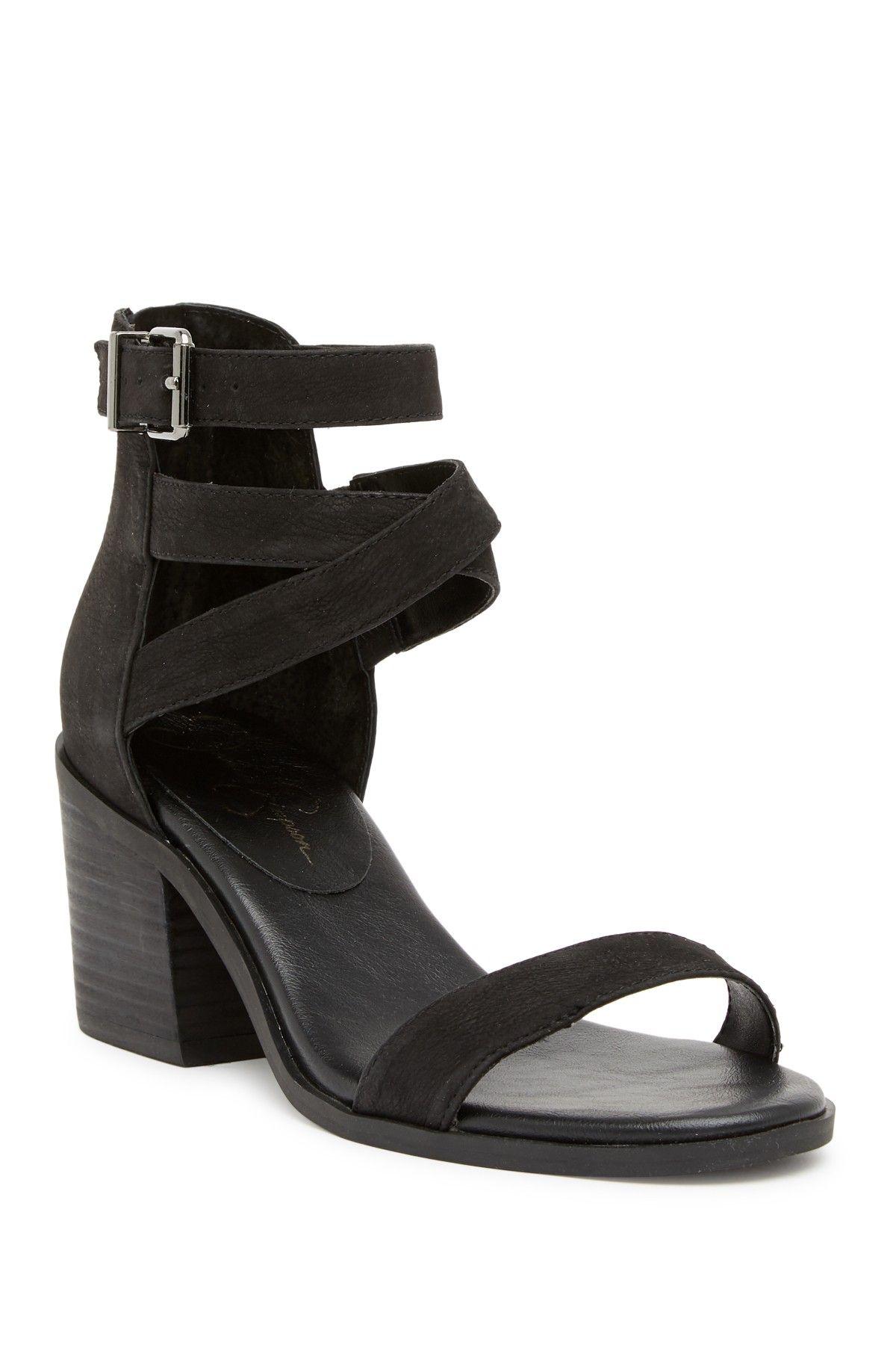d81ba91bc93 Image of Jessica Simpson Rayvena Block Heel Sandal