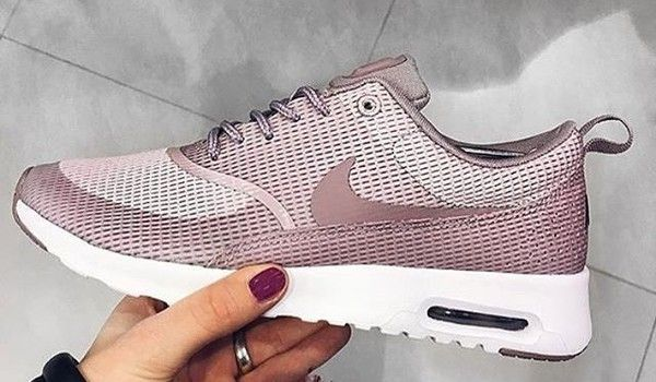 reputable site 37b8d 42d41 Nike Air Max Thea Mauve