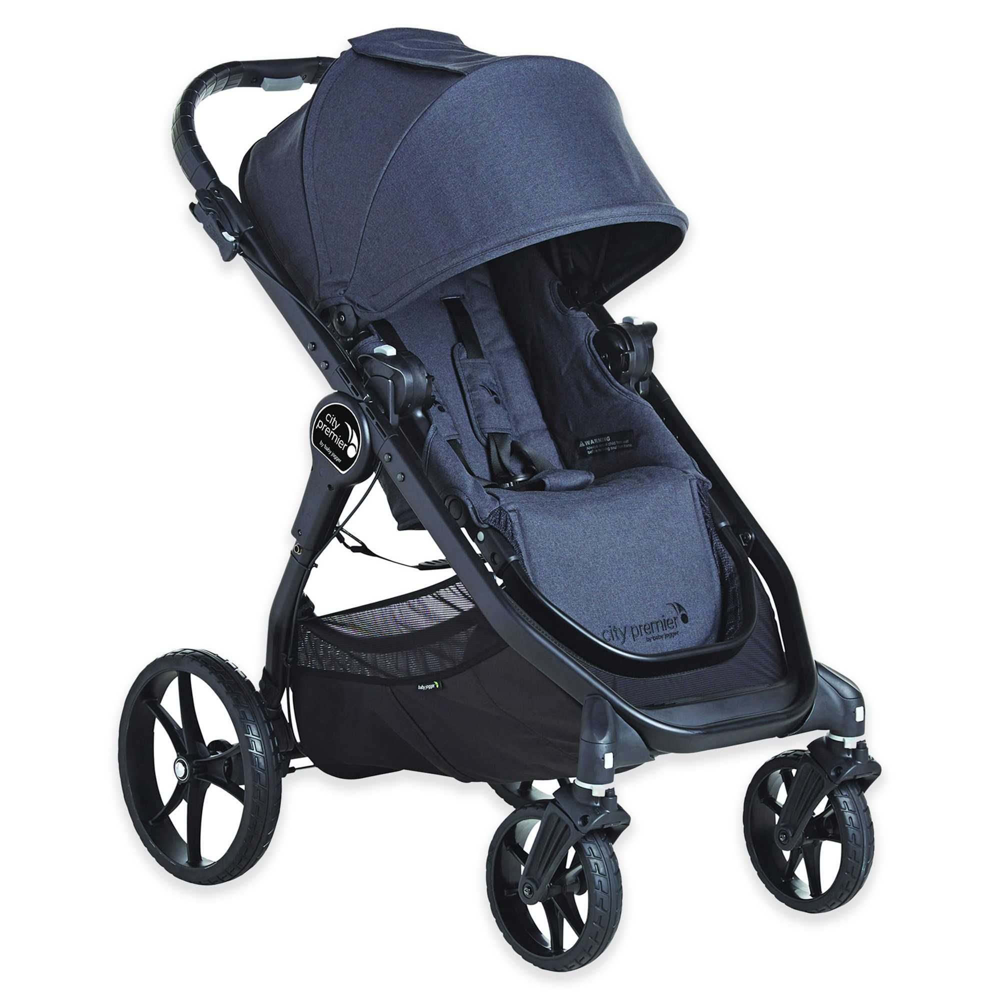 Baby Jogger® City Premier Stroller in Granite Baby