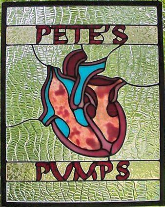 Pete's Pumps - Delphi Artist Gallery