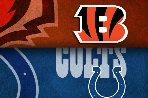 Image result for Cincinnati Bengals vs. Indianapolis Colts