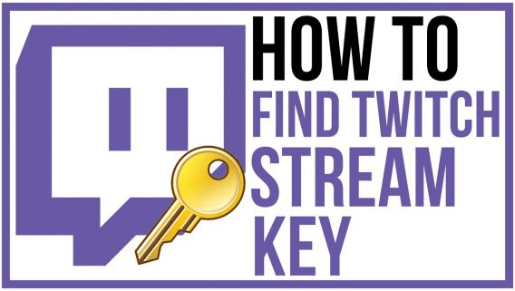 How To Find Your Twitch Stream Key April 2020 Twitch Streaming Affiliate Partner