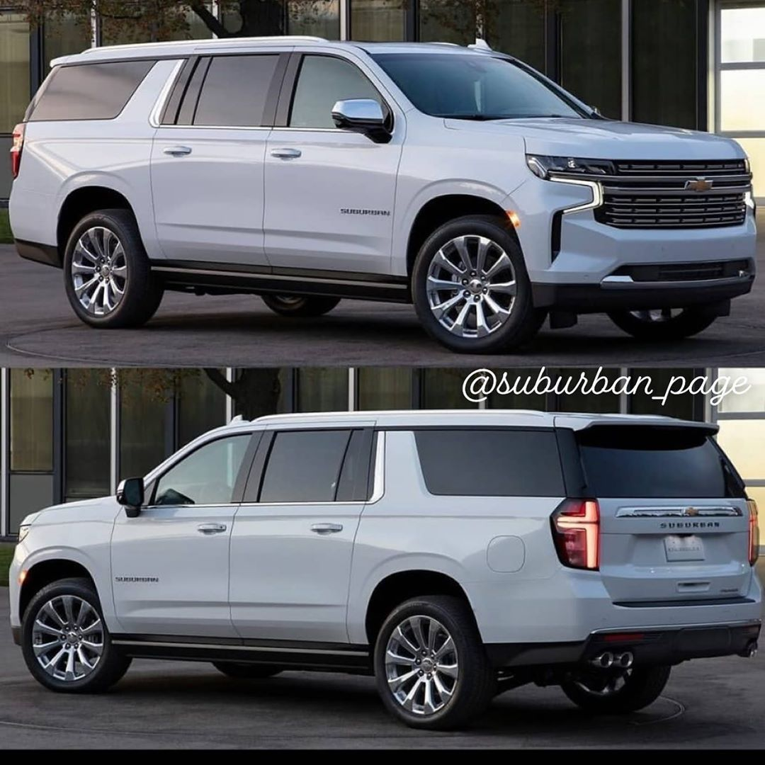 2 961 Likes 45 Comments Chevrolet Suburban Tahoe