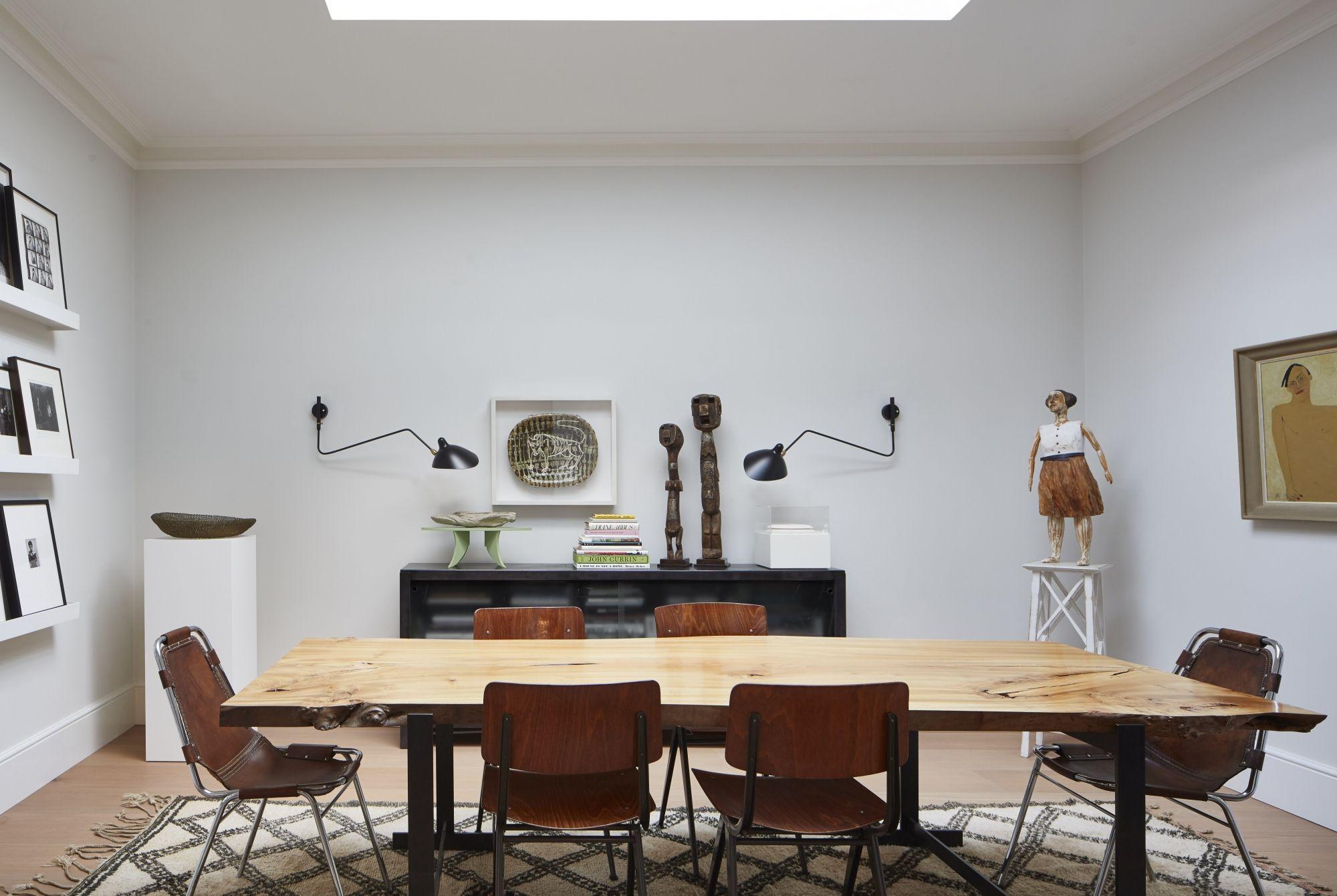 Sigmar Interior Design Service Courthouse Conversion Dining