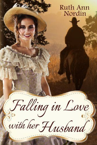 Falling In Love With Her Husband by Ruth Ann Nordin, http://www.amazon.com/dp/B0027FG2OO/ref=cm_sw_r_pi_dp_Ou55ub075NB7S