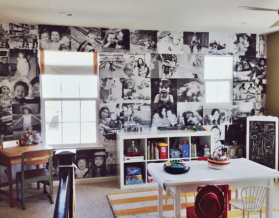 Family Photo Walls Murales, Centro infantil y Para el hogar