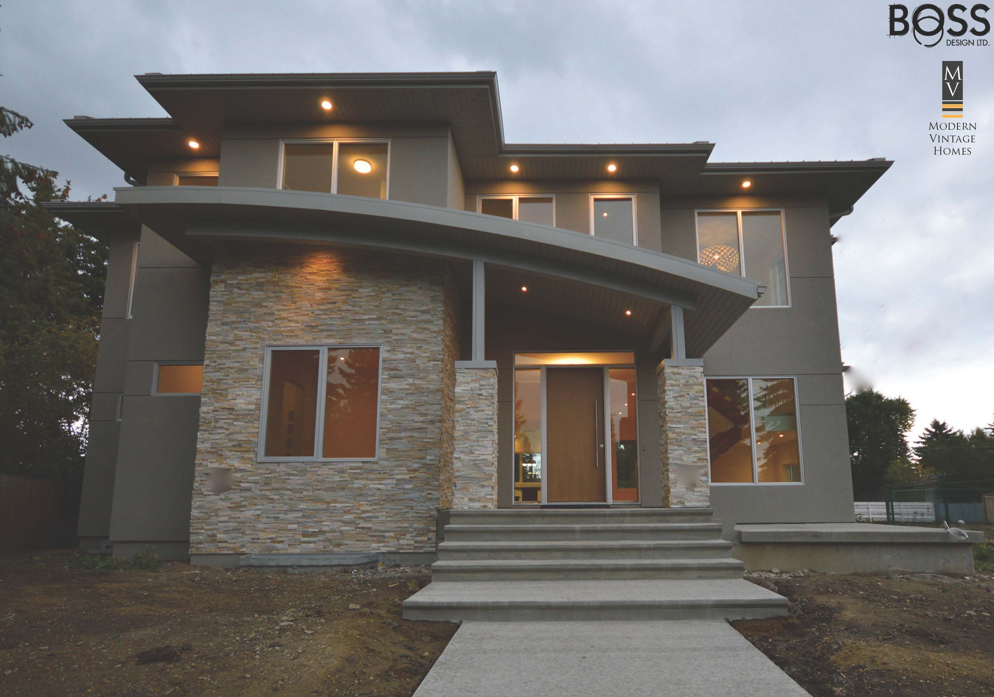 3707 Square Ft Two Storey