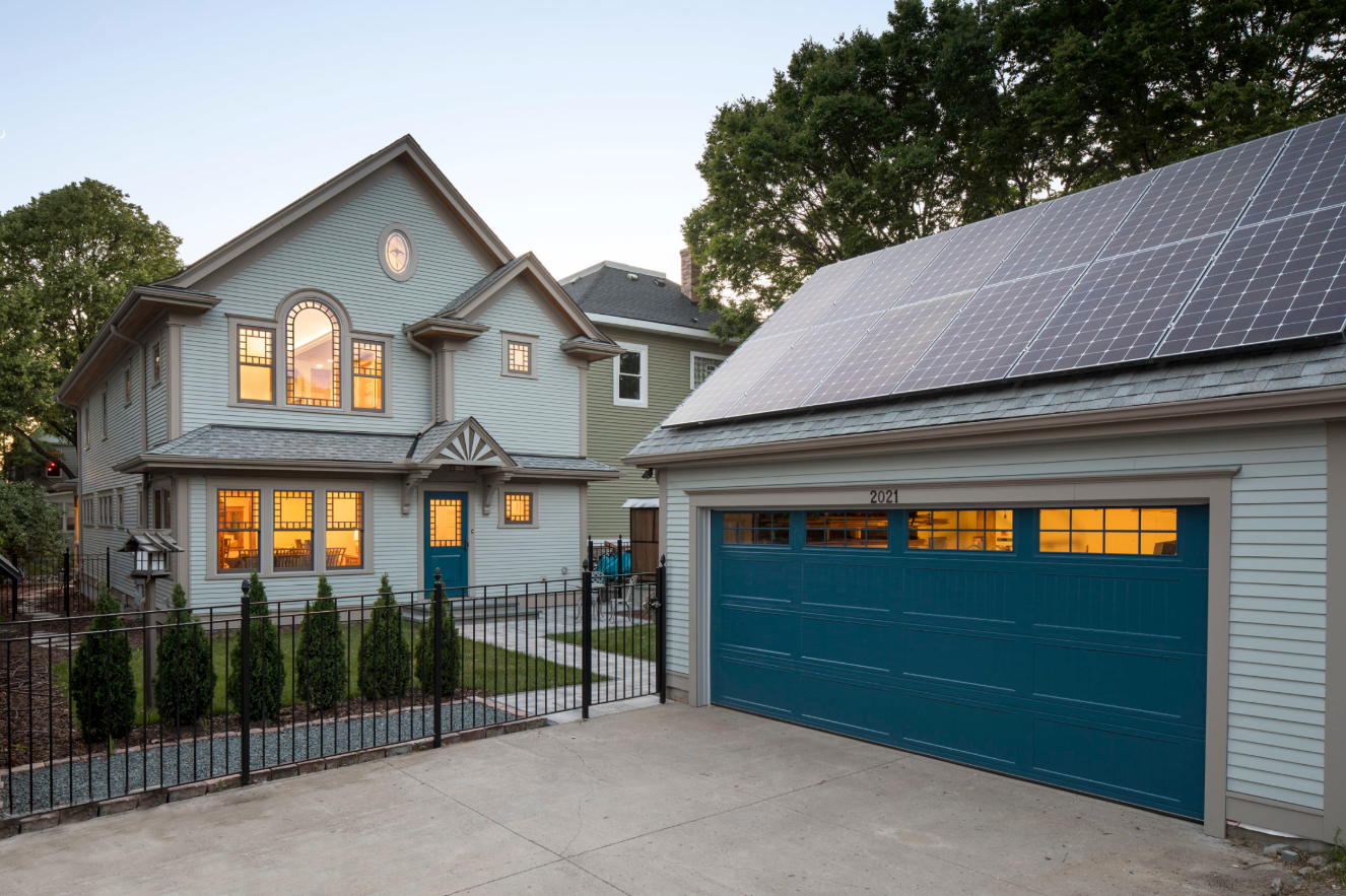 This Old Victorian Home in Minneapolis Becomes Net Zero ...