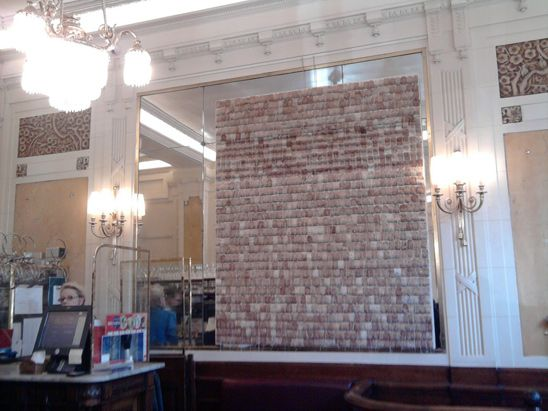 teabag wall