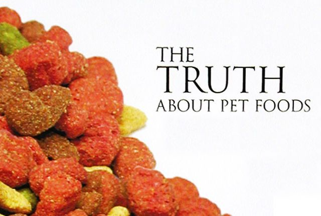 Although You May Think All Pet Food Manufacturers Have Your Pet S Best Interests In Mind This Is Not Al Healthy Pet Food Truth About Pet Food Animal Nutrition