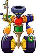 toy world medapedia メダロット ロボット ガンダム