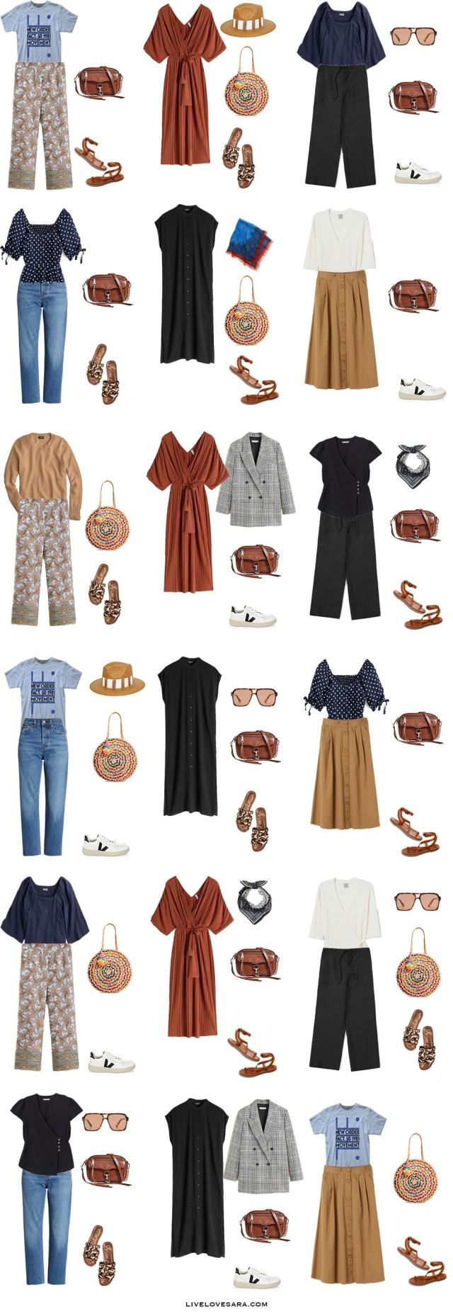 What to Pack for Florence, Italy #travelwardrobesummer