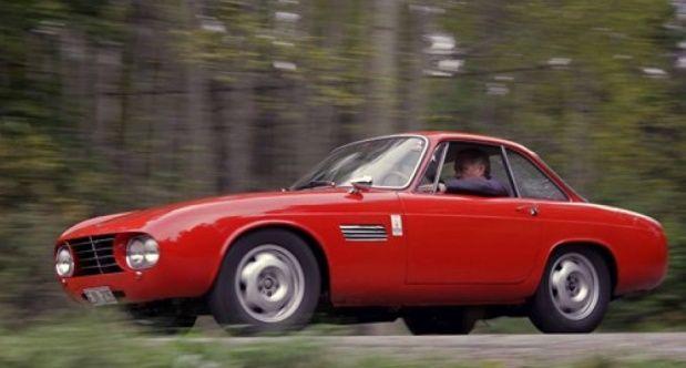 Osca 1600 1963 Italian Car Design 1960 1979 Vintage Cars