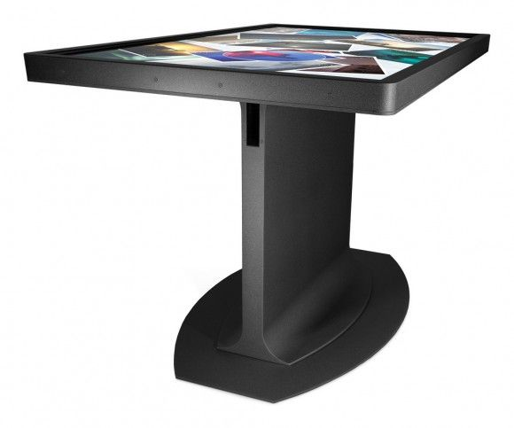 Ideum Presente Ses Tables Tactiles Multitouch Table Touch Table Multi Touch