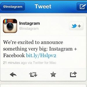 What journalists should know about Instagram, bought by Facebook
