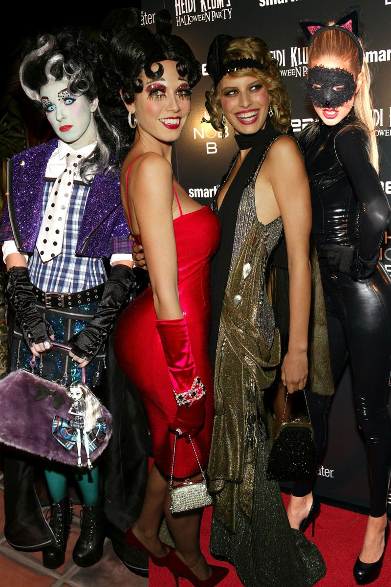 The Best Celebrity Halloween Costumes Through The Years Best Celebrity Halloween Costumes Fashion Costume Halloween Celebrity Costumes