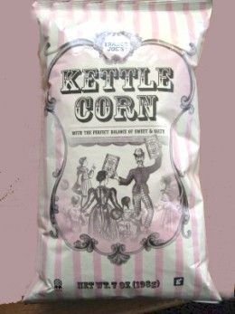 Perfect for the Vintage Carnival theme. Great snack when I crave sweet & salty. ~ CHV