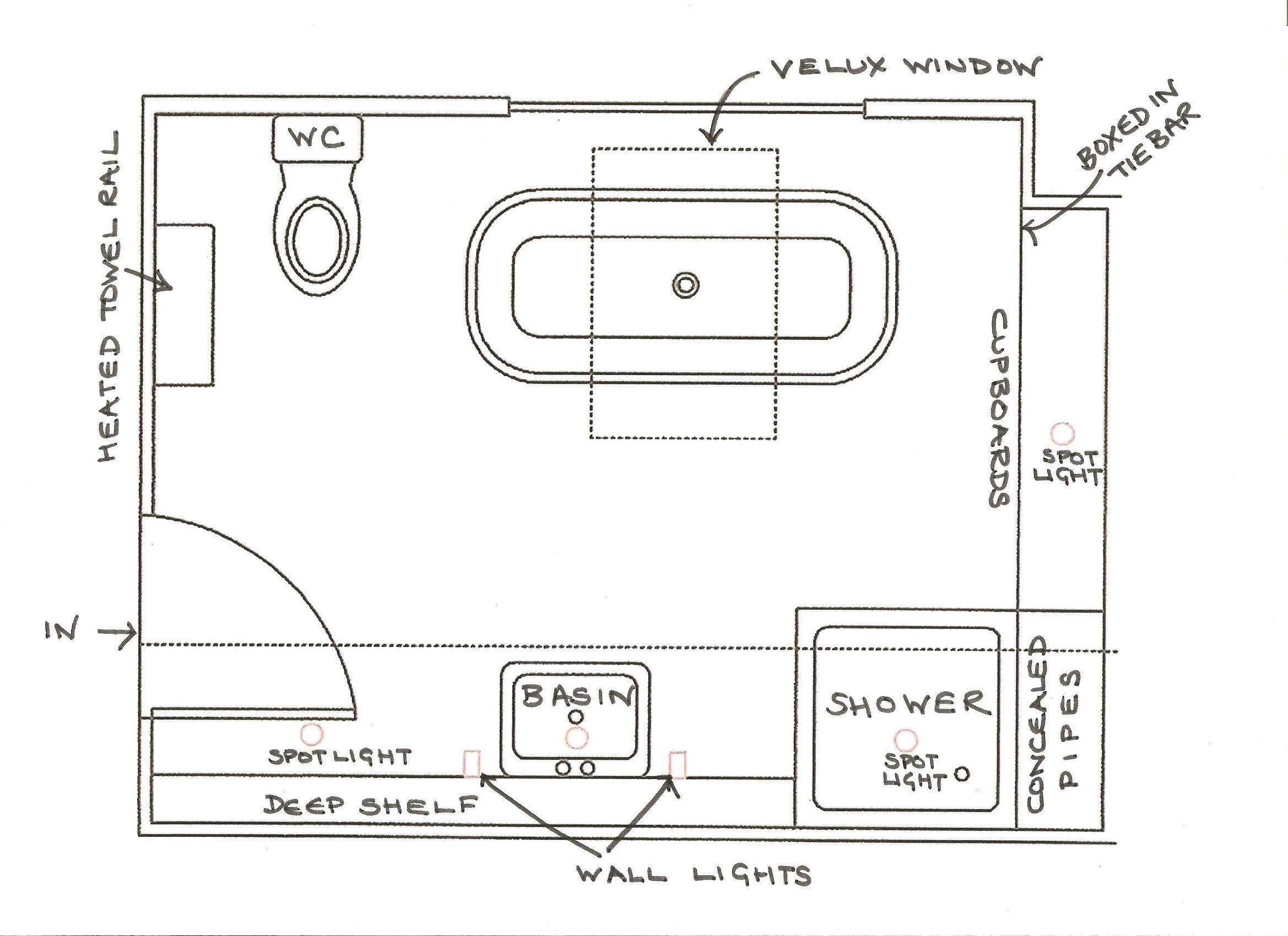 Motor Home Living Room Layout
