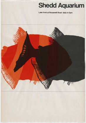 MoMA | Carol Lipper and John Massey. Shedd Aquarium. 1965-66