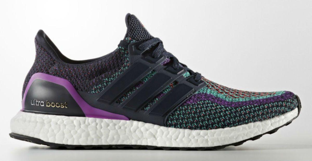 A New Multi-Colored adidas Ultra Boost