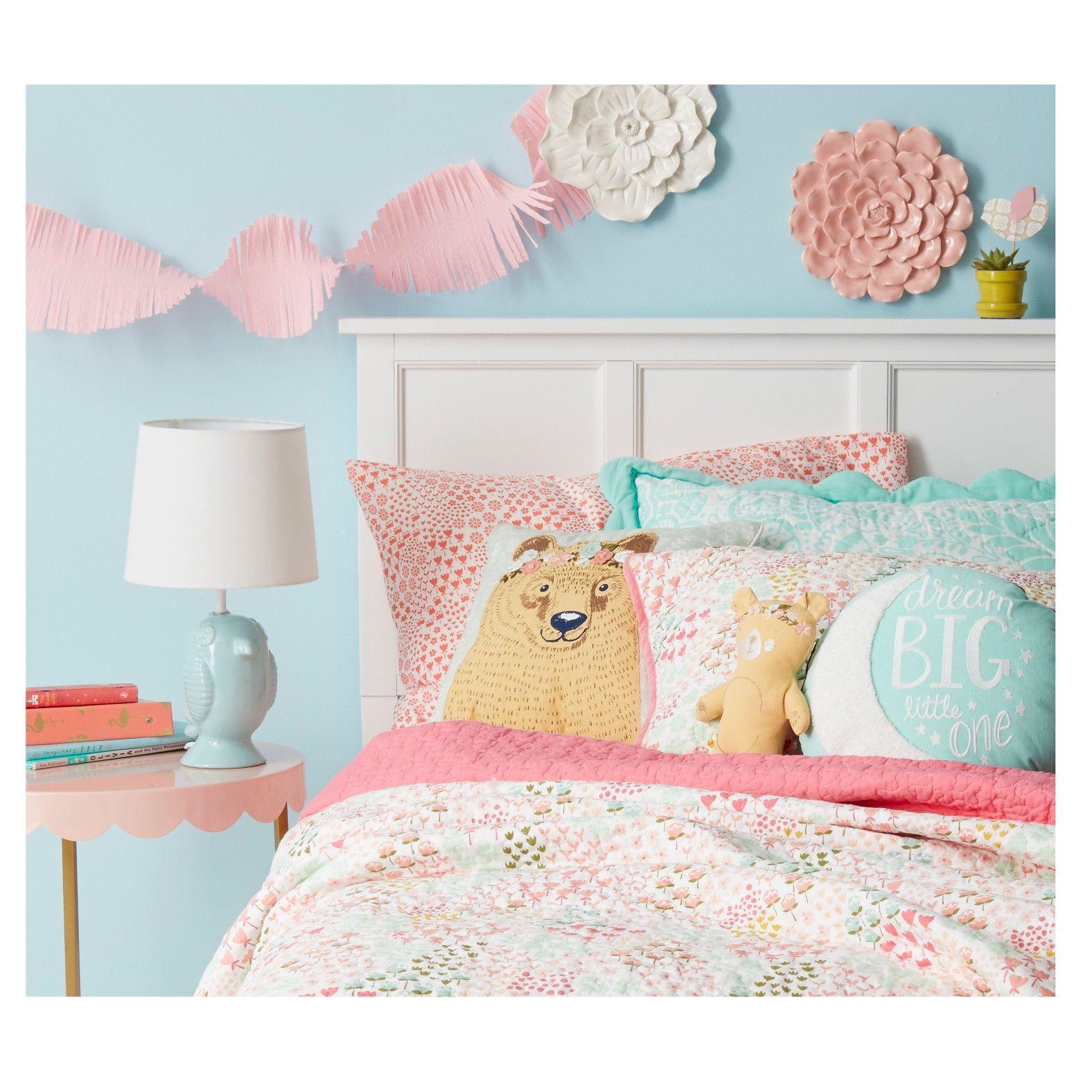 White Flower Wall Decor Pillowfort Flower Wall Decor Kid Room Decor Girl Room