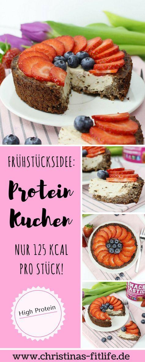 ᐅ Protein Fruhstuckskuchen Smacktastic I Rezepte By Christina