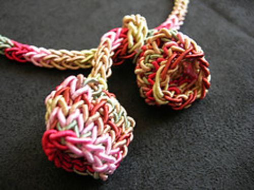 Bell Flower Necklace