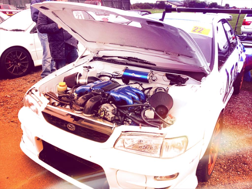 Subaru H6 Engine Twin Turbo Turbocharger Brutal Cooler 3 6l Needit Subaru Wrx Wrx Sti