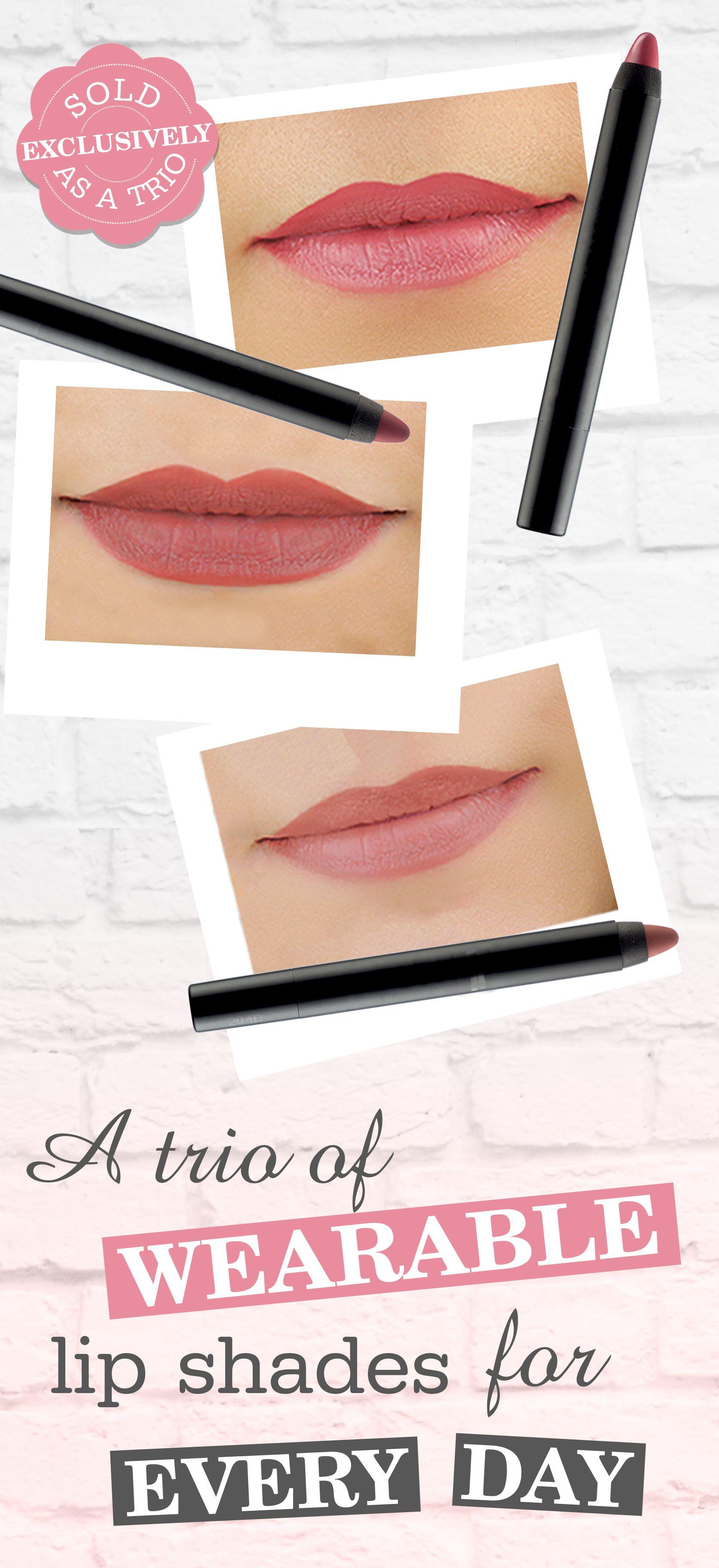 Perfect Curves Lip Crayon - Buy Chubby Matte Pink Lipstick