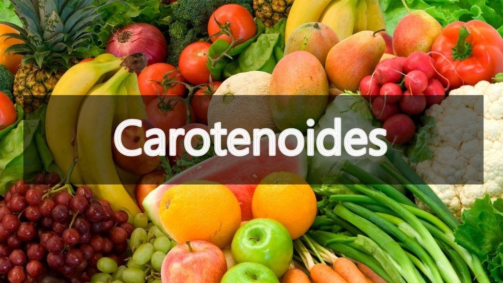 Carotenoides O Que Sao Fontes E Beneficios Nutricao Dicas