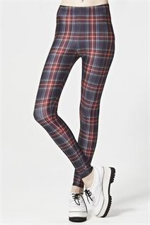 IN SEARCH OF SCOTLAND GROUND LEGGINGS-new in-Trelise Cooper