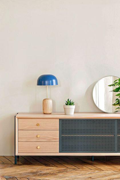Salon du meuble de milan 2017 nouveaut s design et d co buffet bas cannage et milan - Duo mobilier design gagnant jangir maddadi ...