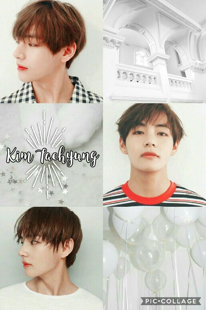Kim Taehyung Aesthetic Pinterest