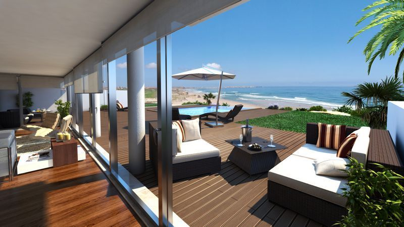 beachfront homes | Silver Coast beach front property for