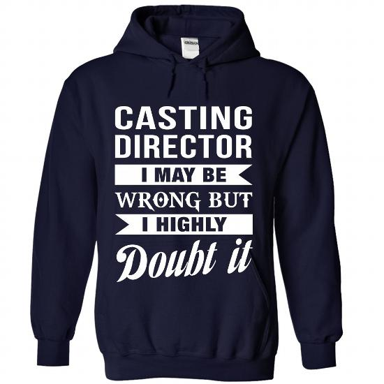 CASTING-DIRECTOR - Doubt it #Tshirt #clothing