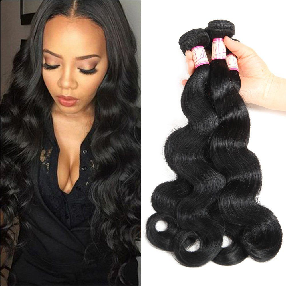 Ms Taj 18 20 22 24 Inch 7a Brazilian Virgin Hair Body Wave 4