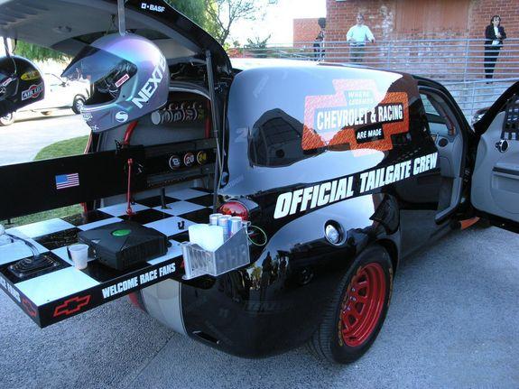 chevy hhr monster truck