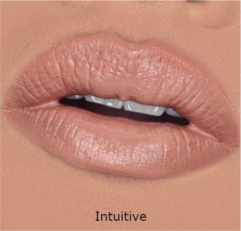 Perfect Poutz Silky Lip Creme Matte Lips, Lipstick