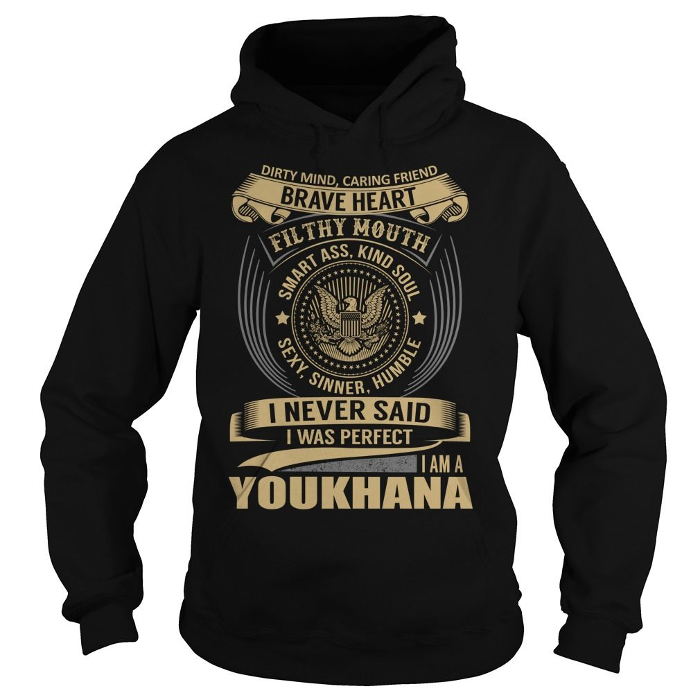 YOUKHANA Last Name, Surname T-Shirt