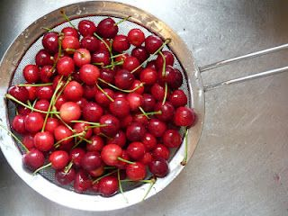 Some tips on urban foraging and how to make wild cherry jam
