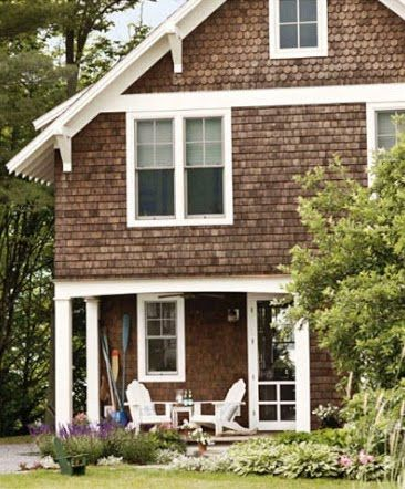 Best How Do I Love Thee Rustic Chic Natural Wood Siding 400 x 300