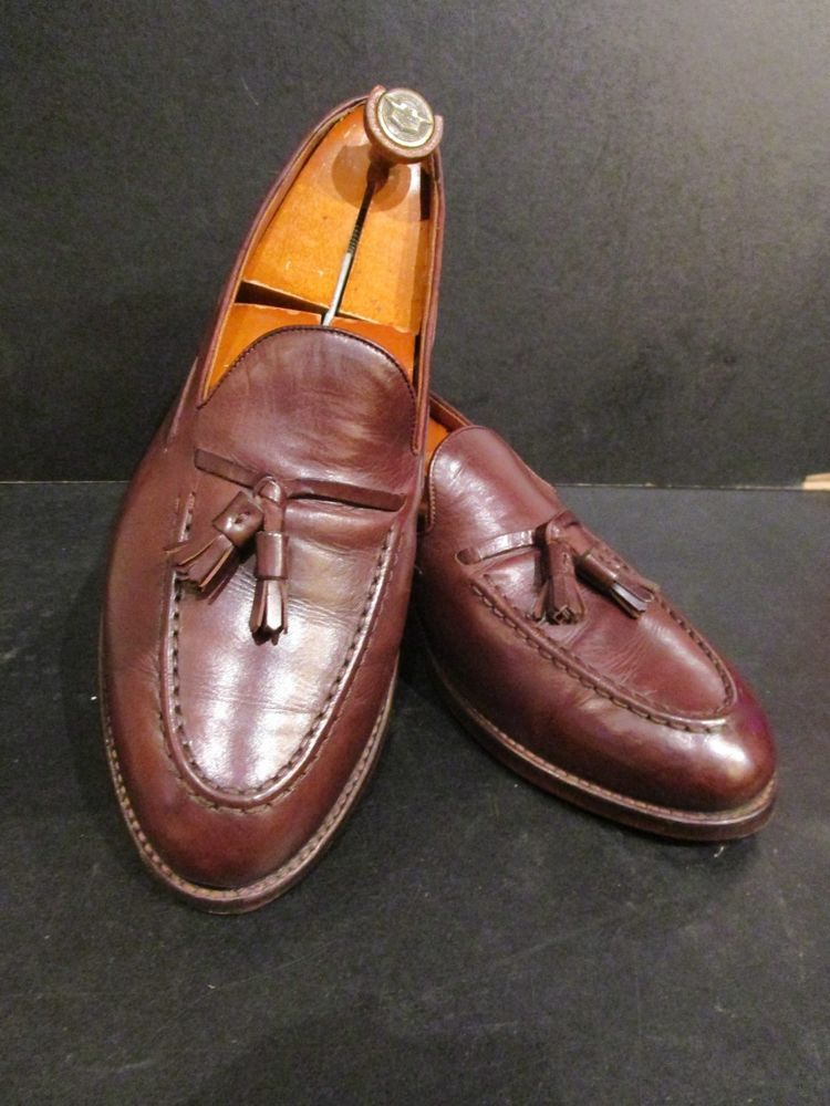 58cadf6c9a7 J. CREW Ludlow Cigar Brown Hand Made Tassel Loafers Shoes Size 11.5 D U.S.  EXC  fashion  clothing  shoes  accessories  mensshoes  dressshoes (ebay  link)