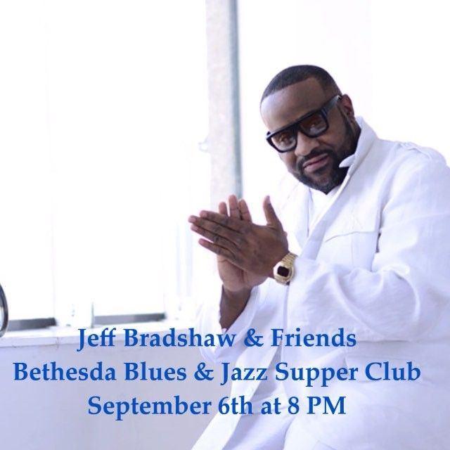 "Trombonist Jeff Bradshaw brings it ""HOME"" for his Birthday celebration concert. This philly-phenom prepares to blow the house down at Bethesda Blues & Jazz Supper Club on September 6th at 8PM. For more info, visit: http://www.DSElive.com  #GoodMusic #SpreadTheWord #Jazz #InstaCool #Artist #NewMusic #DMV #JeffBradshaw #DSElive #Shanachie #SEIentertainment #Amazing #Performer"