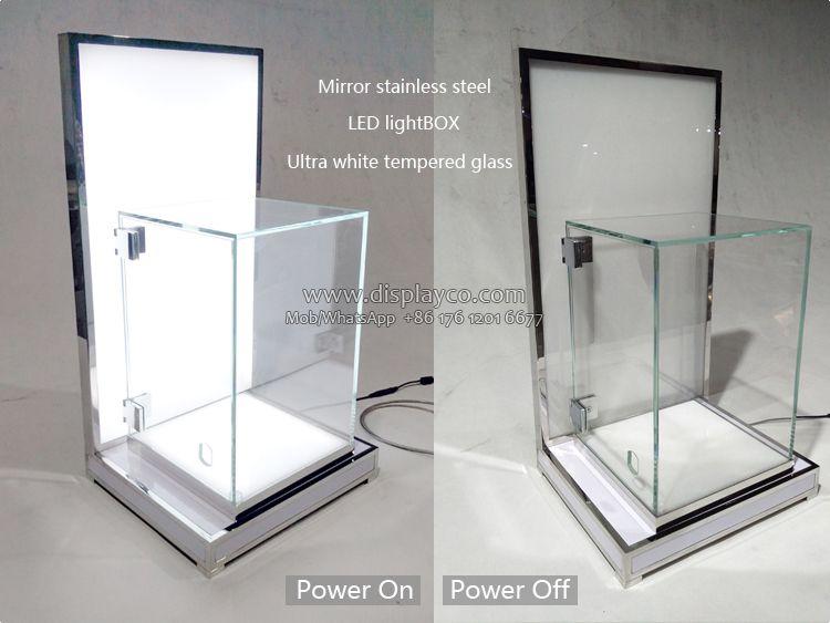 Glass · Glass Showcase Cabinet ...
