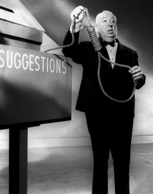 Image result for alfred hitchcock suggestions